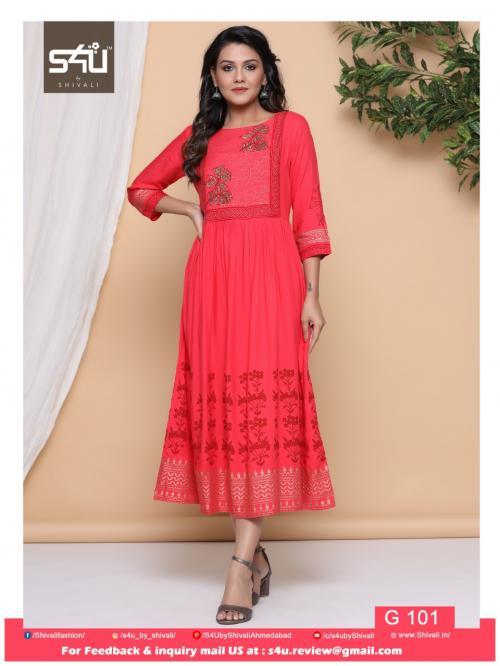S4U Shivali Gold 101 Price - 629