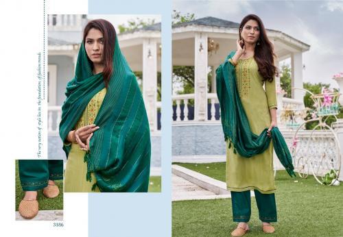 Kessi Rangoon Foxtail 3186 Price - 925