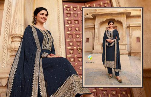Vinay Fashion Kaseesh Andaaz 14104 Price - 1690