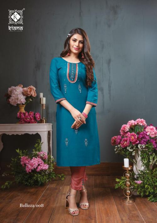 Kiana Fashion Belleza 008 Price - 775