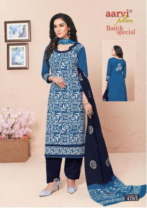 Aarvi Batik Special 4764 Price - 525