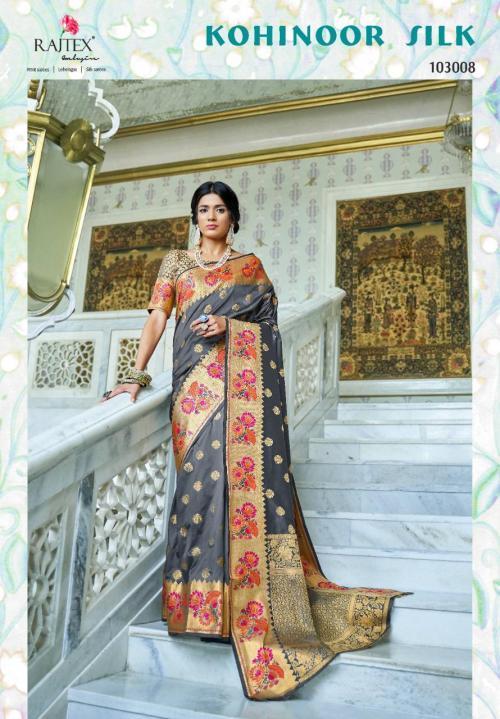 Rajtex Kohinoor Silk 103008 Price - 1300