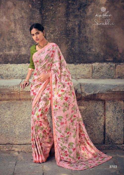 Kashvi Creation Surbhi 3703 Price - 360