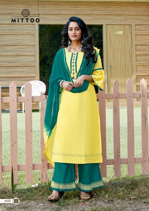 Mittoo Manohari 4055 Price - 980