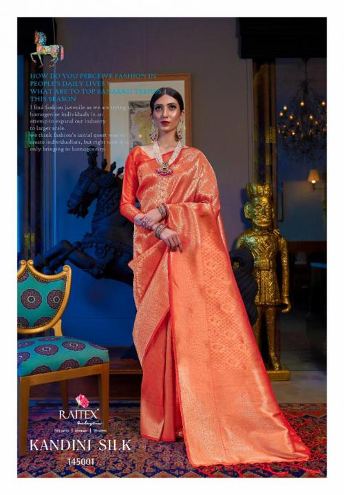 Rajtex Saree 145001-145006 Series
