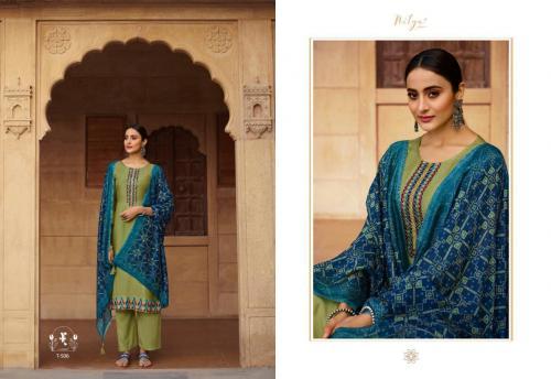 Lt Fabrics Takshvi 506 Price - 1590