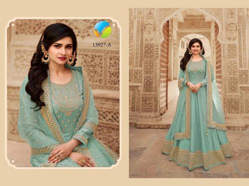 Vinay Fashion Kaseesh Parimahal 13927 Master Copy Colors