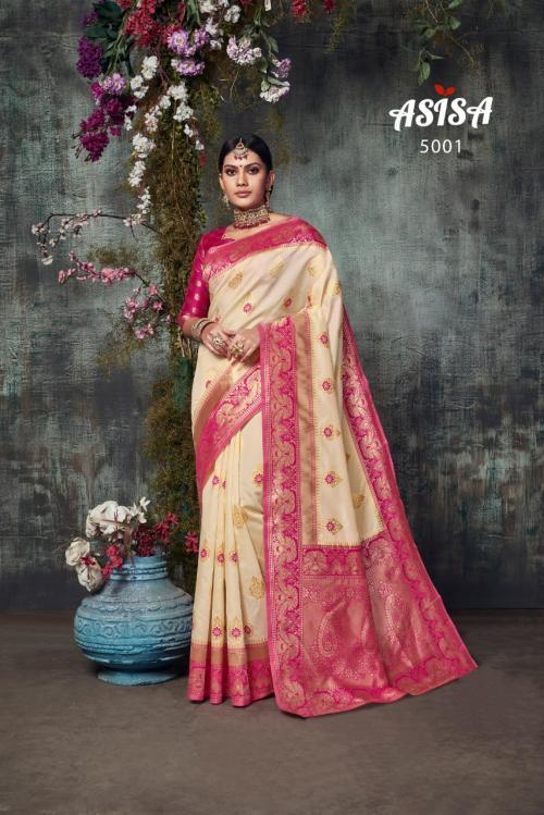 Asisa Silk Eleeza 5001-5004 Series
