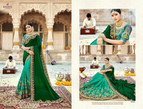 Kalista Fashions Rani Sahiba 98508 Price - 1800