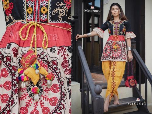 Mesmora Fashion Kathputli Female Kedia Collection MF 1511 Price - 1199