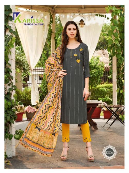 Karissa Trendz Bombay Beauty 1006 Price - 1105
