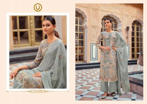 Vivek Fashion Almira 2701-2706 Series