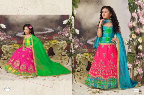 Sanskar Style Baby Doll Vol-68 2573-2578 Series