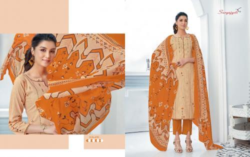 Surya Jyoti Trendy Cotton 4701 Price - 465