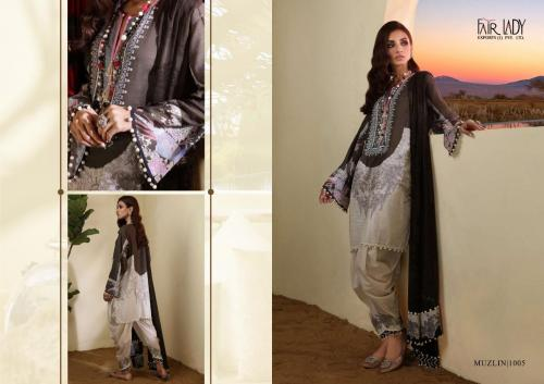 Mumtaz Arts Fair Lady Muzlin SS1005 Price - LAWN Dupatta - 829 , CHIFFON Dupatta - 799