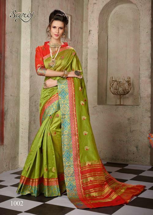 Saroj Alakhnanda 1002 Price - 765