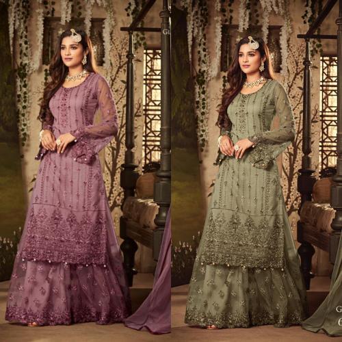 Mohini Fashion Glamour 61001 Colors Price - 4390