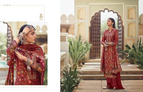 Meera Trendz Charmy Velvet 2906 Price - 1395