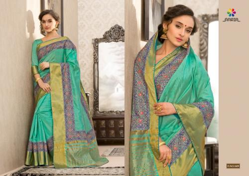 Aarza Silken Dubara 1609 Price - 1045