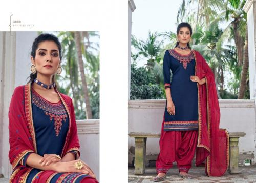 Kessi Fabric Patiala House 5888 Price - 849
