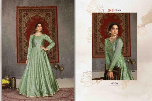 Shubhkala Flory 4606 Price - 1100