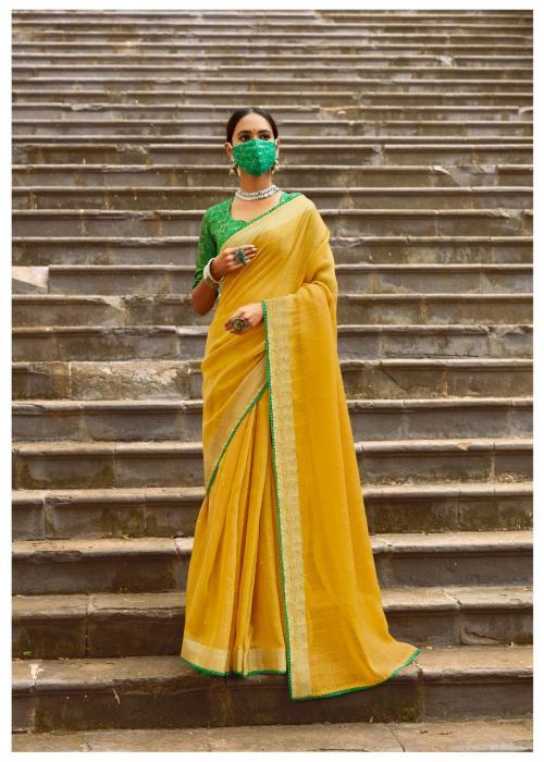 LT Fabrics Ananta Silk 7008 Price - 1195