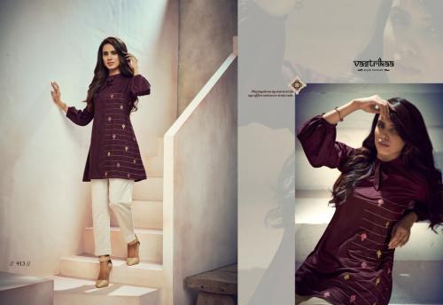 Vastrika Verve Tops 913 Price - 565