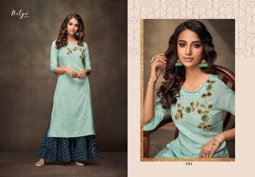 LT Fabrics Nitya Feyre 101  Price - 1150