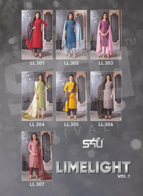 S4U Shivali Limelight 301-307 Price - 11767