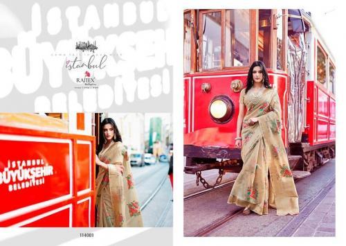 Rajtex Kadhya Silk 114001-114006 Series