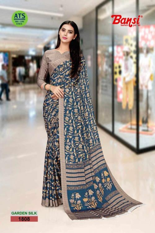 Bansi Fashion Garden Silk 1808 Price - 725