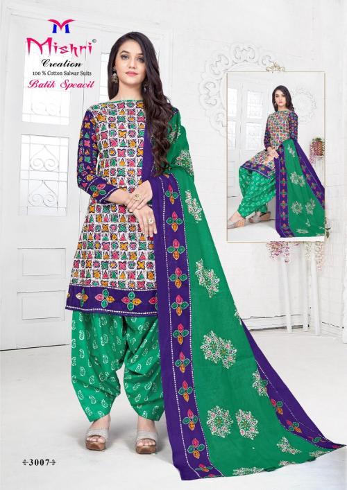 Mishri Creation Batik Special 3007 Price - 430