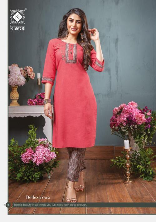 Kiana Fashion Belleza 002 Price - 775