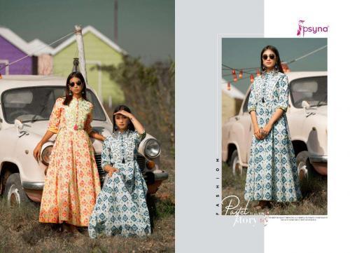 Psyna Pastel Story 1008 Price - 1149