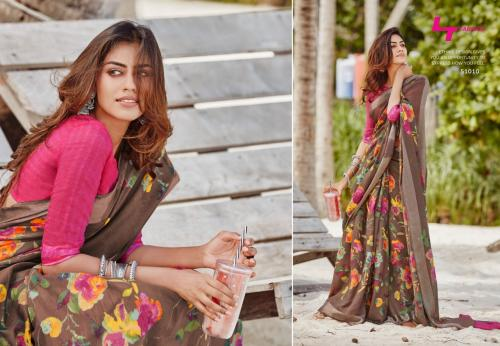 LT Fabrics Silk Route 51010 Price - 625