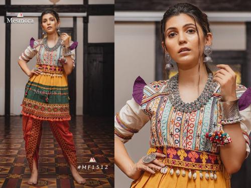 Mesmora Fashion Kathputli Female Kedia Collection MF 1512 Price - 1199