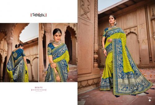 Tathastu Saree 4706 Price - 2615