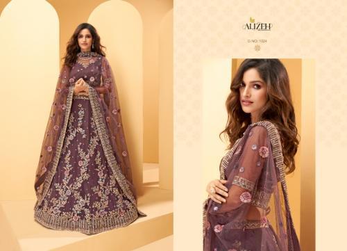 Alizeh Lehengas Sangeet 1024 Price - 5495