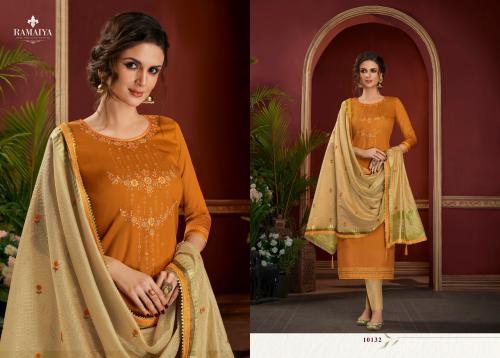 Kessi Fabrics Ramaiya Palkhi 10132 Price - 899