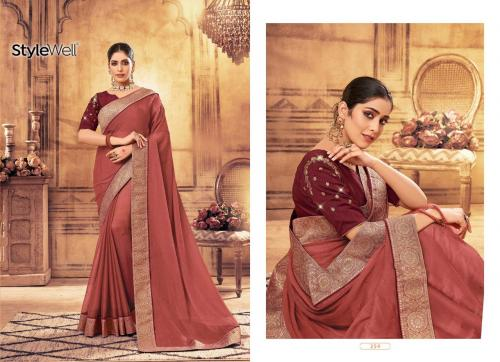 Stylewell Banarasiya 254 Price - 1400