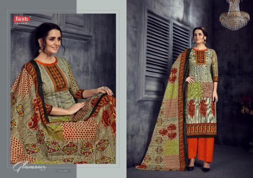 Jash Suits Eliza 6001 Price - 400
