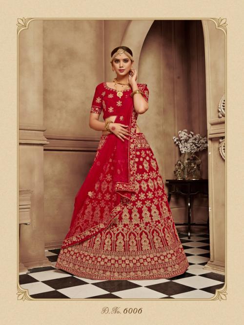 Asisa Bridal Lehenga 6006 Price - 3764