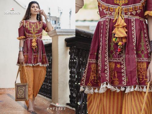 Mesmora Fashion Kathputli Female Kedia Collection MF 1513 Price - 1199