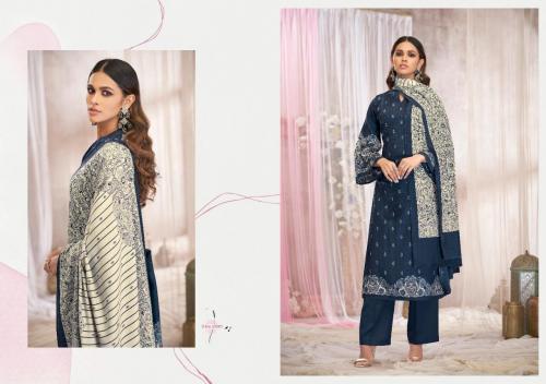 Ankit Textiles Silky 33001-33010 Series