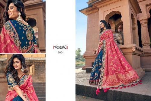 Tathastu Saree 3801 Price - 3955