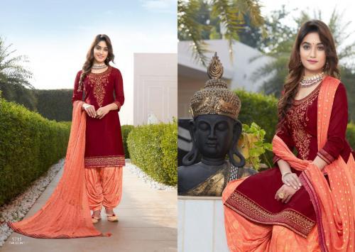 Kessi Fabrics Shangar by Patiala House 5715 Price - 999