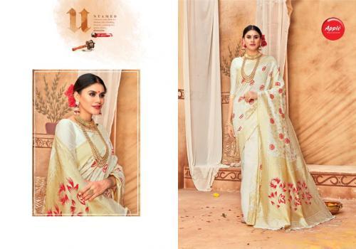 Apple Saree Pooja Exclusive 407 Price - 795