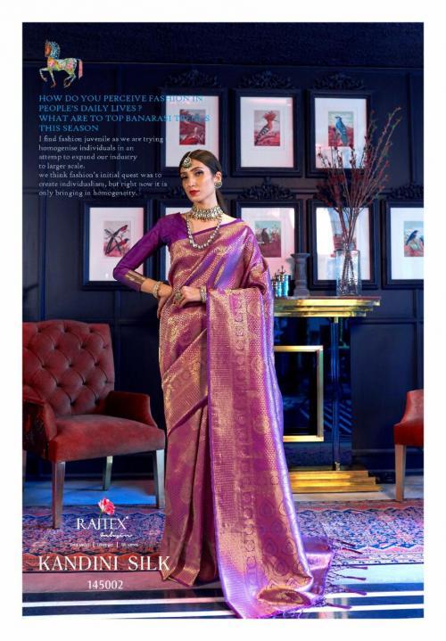 Rajtex Saree 145002 Price - 1560