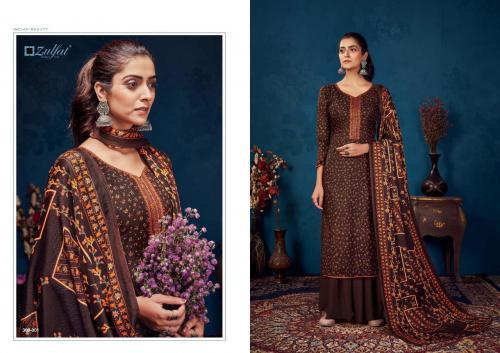 Zulfat Designer Siyahi 360-001 to 360-010 Series