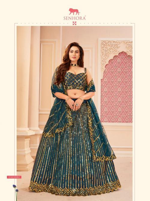 Senhora Dresses Sakhi Bridal Heritage 2018-C Price - 2895